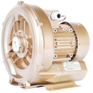 0.7 KW Ring Goorui Side Channel Blower For Textile Fiber Collection , Energy Saving