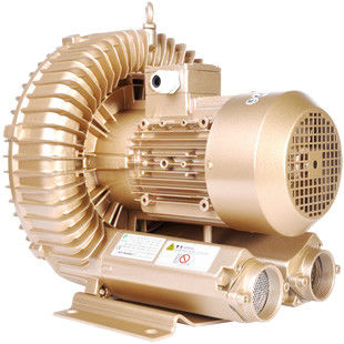 25 HP High Effeciency IE3 Motor Side Channel Air Blower For Central Vacuum System