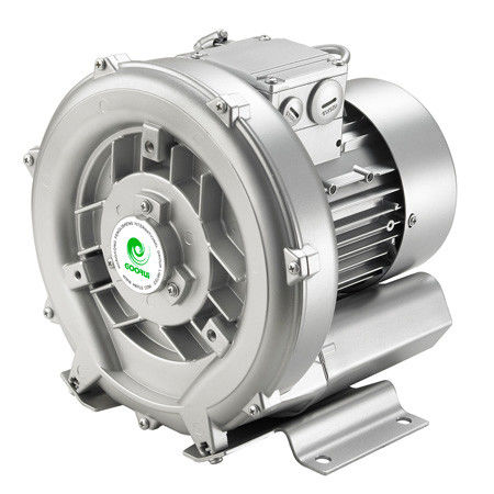 1.3 Kw 1.5 Kw 3 Phase Goorui Side Channel Blower , Electric Pump Vacuum Air Blower